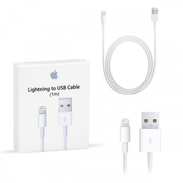 Apple Lightning to USB Cable (1m) 2