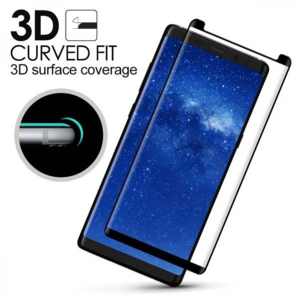 Samsung S8 3D Curved Tempered Glass 1