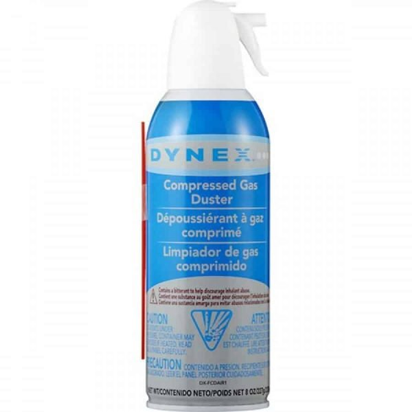 Dynex Compressed Gas Duster 1