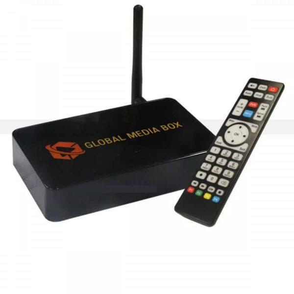 Global Plus TV Box 1