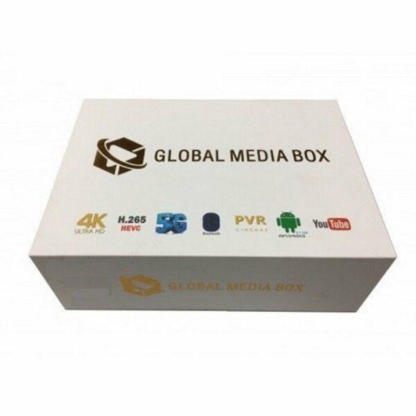 Global Plus TV Box 3