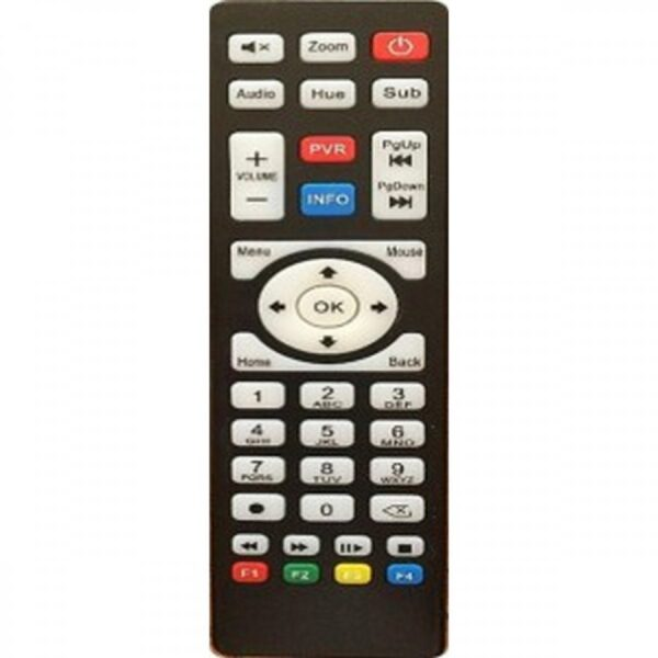 Global Media Box Remote 1