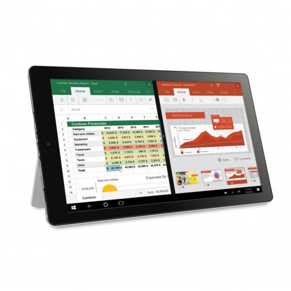 "RCA Cambio 10.1"" ""2-in-1"" 32GB Tablet with Windows 10, Intel Atom Z8350 2GB RAM, Includes Keyboard 3"
