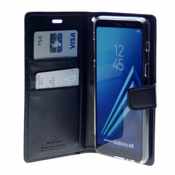 BLUE MOON DIARY for Samsung Galaxy A8 2