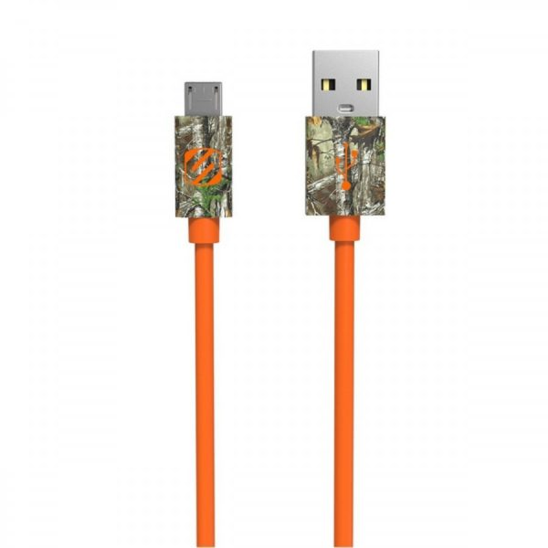 Realtree Charge and Sync Cable for Micro USB Devices 1