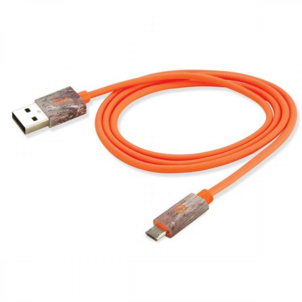 Realtree Charge and Sync Cable for Micro USB Devices 2