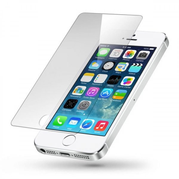 iPhone 5 / 5S / SE Tempered Glass 1