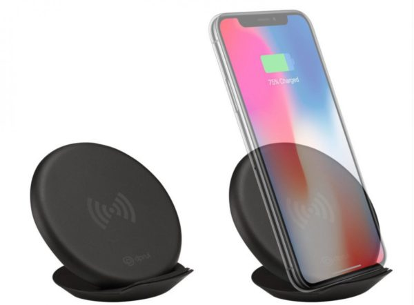 DPRui Wireless Charger Stand 2.5A (DW-9) Black 1