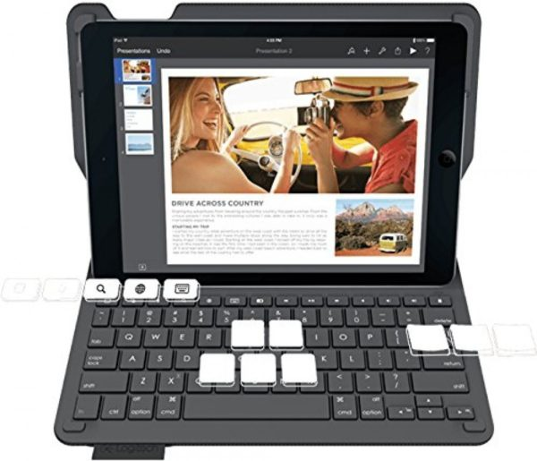 Logitech Type Plus iPad Folio iPad Air 3