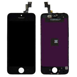 iPhone 5S / SE LCD/Digi Black 1