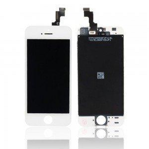 iPhone 5S / SE LCD/Digi White 1