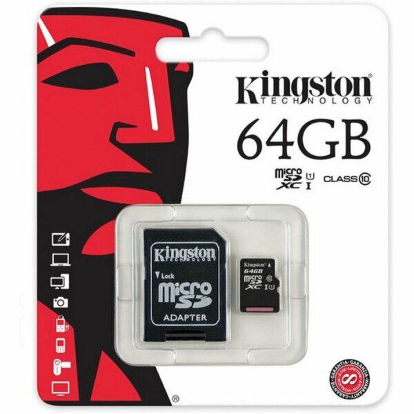 Kingston 64GB Micro SD Card 1
