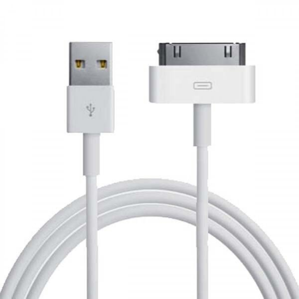 iPhone 4/4S Data Cable 10Ft 1