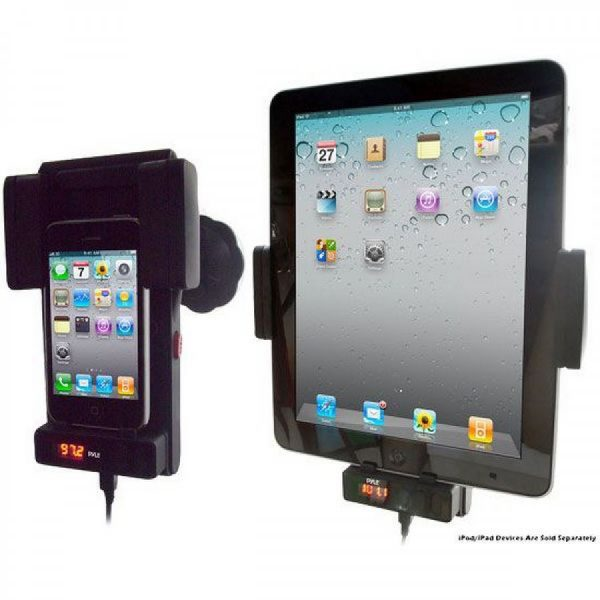 iPad/iPhone Car FM Transmitter 1