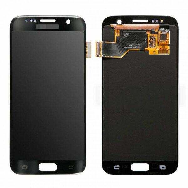Samsung Galaxy S7 LCD/Digi Black 1