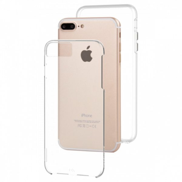 Case-Mate iPhone 6 Plus/ 6S Plus Case - Naked Tough Custom - Clear 2
