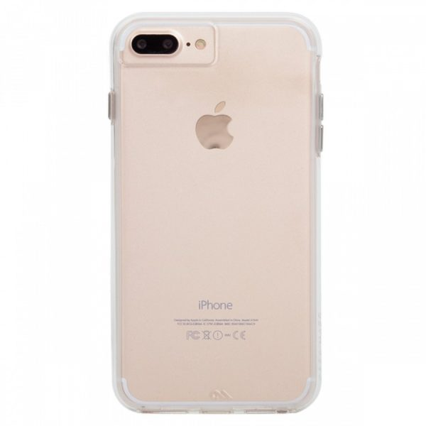 Case-Mate iPhone 6 Plus/ 6S Plus Case - Naked Tough Custom - Clear 3