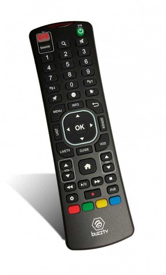 BUZZTV Air Mouse/Keyboard Remote 1