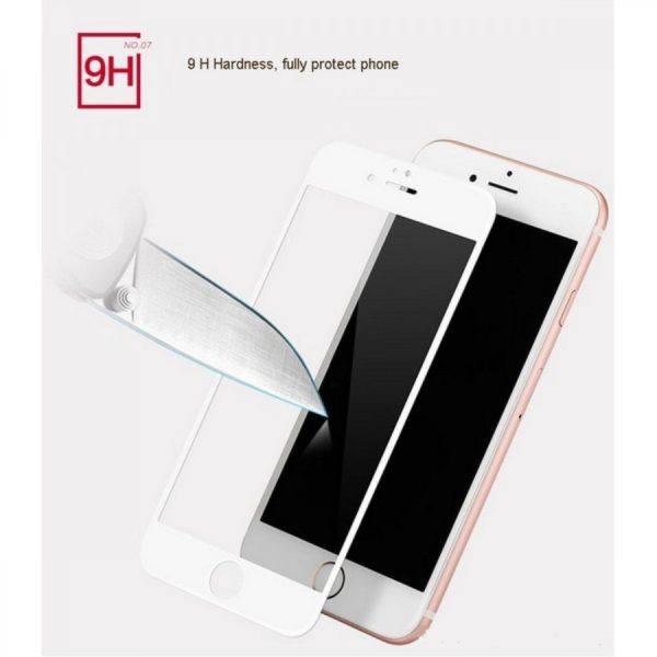 iPhone 8 Plus / 7 Plus 5D Curved Tempered Glass 6