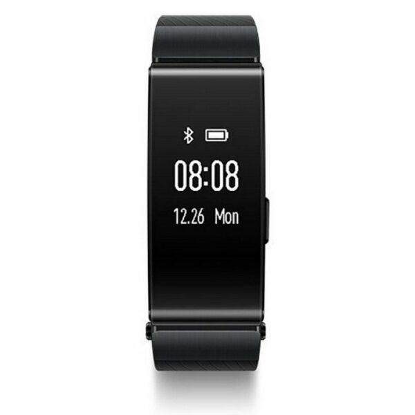 Huawei TalkBand B2 Hybrid Bluetooth Smart Wireless Activity Tracking Wristband Plus Bluetooth Earpiece, Black 2