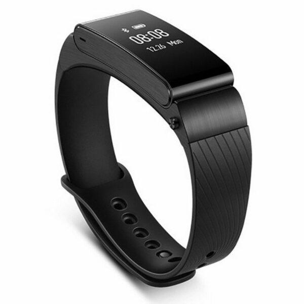 Huawei TalkBand B2 Hybrid Bluetooth Smart Wireless Activity Tracking Wristband Plus Bluetooth Earpiece, Black 3