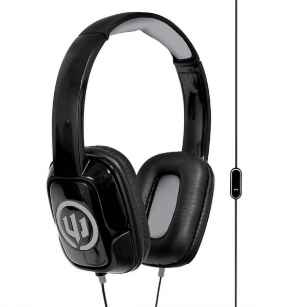 Wicked Audio Sentinel Over-Ear Headphones with Microphone 1