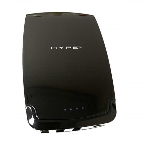 HYPE 15000 mAh Portable Power Bank - Black 1