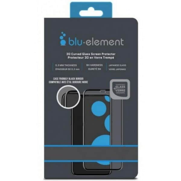 Blu Element - 3D Curved Glass Case Friendly Screen Protector for Google Pixel 2 1
