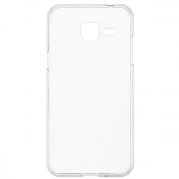 Blu Element - Gel Skin Case Clear for Samsung Galaxy J3 Prime 1
