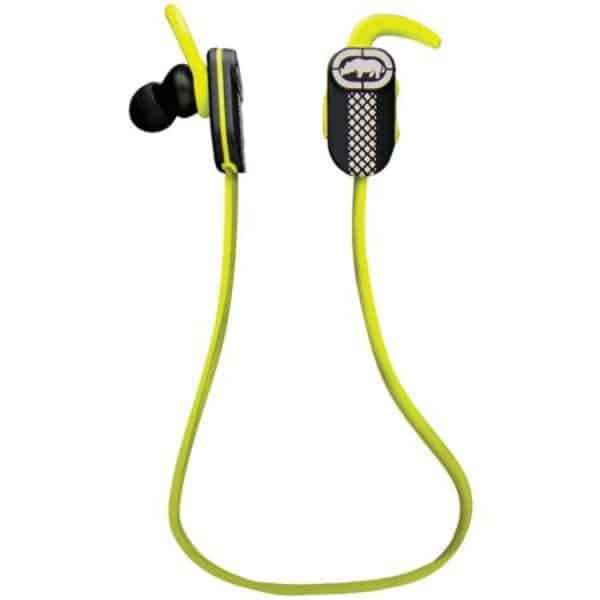 Ecko Unltd RUNNER Bluetooth Earbuds - Green 1