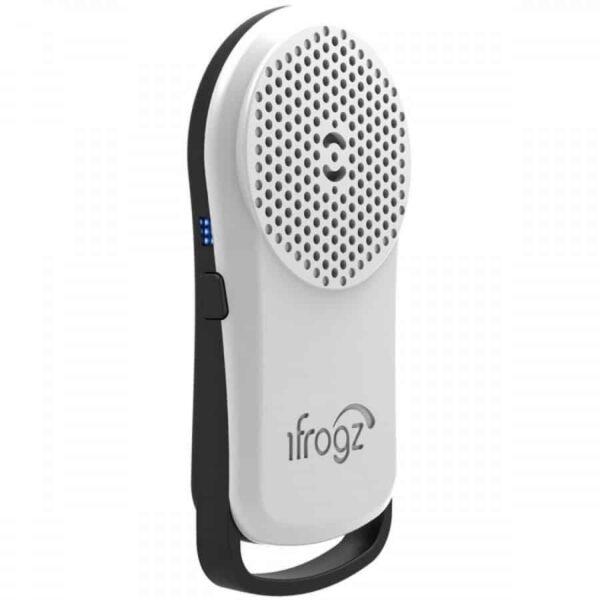 iFrogz Tadpole Bluetooth Big Sound Mini Speaker 1