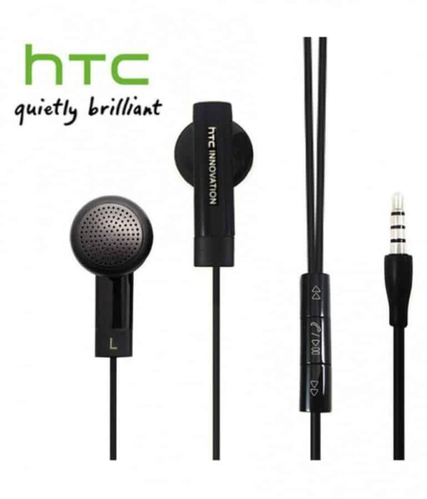HTC Innovation 3.5 Stereo Earphone with Mic 1