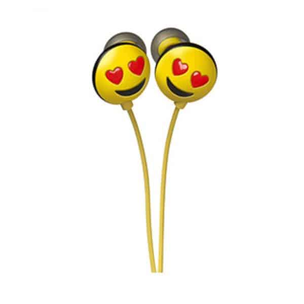 Jamoji Love Struck Wired Earbuds 1