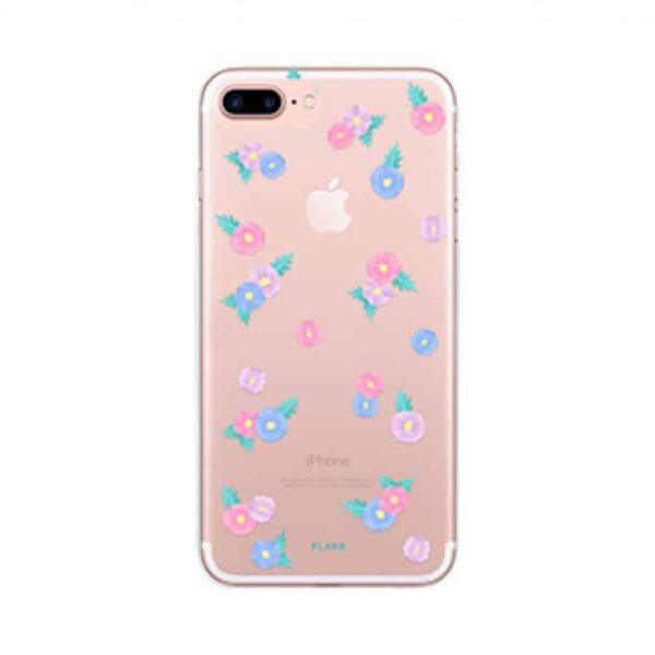 iPhone 8 Plus/7 Plus/6S Plus/6 Plus FLAVR Tiny Flowers iPlate case 1