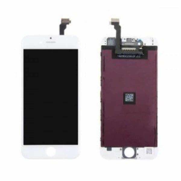 iPhone 6 Plus LCD/Digi White 1